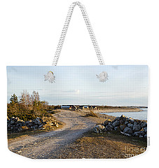 Along The Coast Weekender Tote Bag