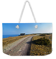 Along The Coast Of Baltic Sea Weekender Tote Bag
