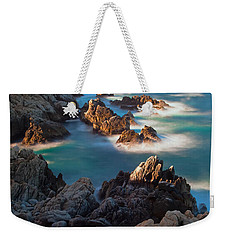 Along The Coastline Weekender Tote Bag