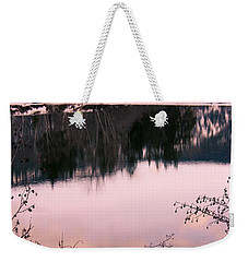 Along The North Thompson Weekender Tote Bag
