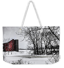 Alpine Barn Michigan Weekender Tote Bag