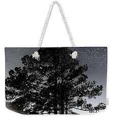 Asphalt Reflections Weekender Tote Bag