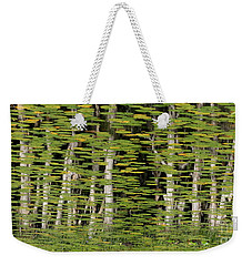 Inverted Reality Weekender Tote Bag