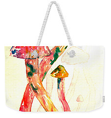 Altered Visions IIi Weekender Tote Bag