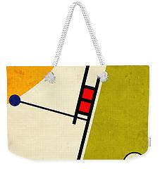 Alternate Approach Weekender Tote Bag