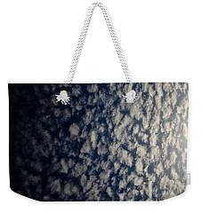 Altocumulus Weekender Tote Bag
