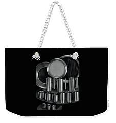 Aluminum Tableware Weekender Tote Bag
