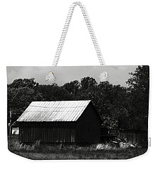 Weekender Tote Bag featuring the photograph Always Gone Too Long by Rebecca Sherman
