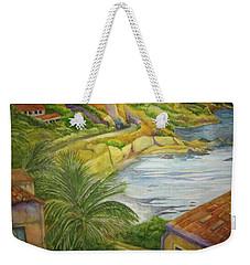 Am Taormina Weekender Tote Bag