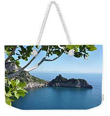 Amalfi Drive Weekender Tote Bag