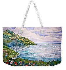 'amalfitana' Weekender Tote Bag