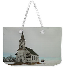 Amazing Grace In North Dakota Weekender Tote Bag