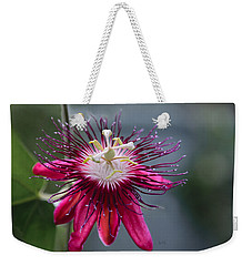 Amazing Passion Flower Weekender Tote Bag
