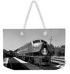 Amazing Trainyard Weekender Tote Bag
