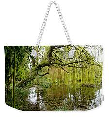 Amazingly Green Weekender Tote Bag