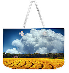Amber Fields Weekender Tote Bag
