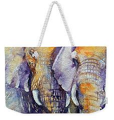 Amber Skies Weekender Tote Bag