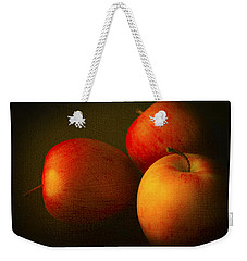 Ambrosia Apples Weekender Tote Bag