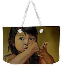 Amelie-an 9 Weekender Tote Bag