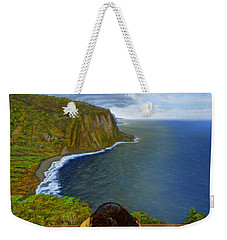 Amelie-an 's World Weekender Tote Bag