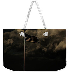 Weekender Tote Bag featuring the photograph America....... by Jessica Shelton
