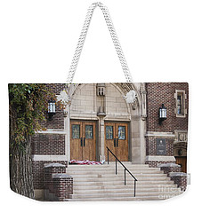Weekender Tote Bag featuring the photograph America The Beautiful by Janice Rae Pariza
