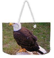 American Bald Eagle 1 Weekender Tote Bag