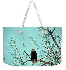 American Eagle Weekender Tote Bag by Desiree Paquette