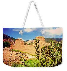 American Southwest Weekender Tote Bag by Desiree Paquette