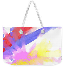 American Sunrise Weekender Tote Bag by George Pedro