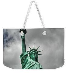 America's Lady Liberty Weekender Tote Bag