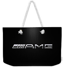 Amg Center Stage Weekender Tote Bag