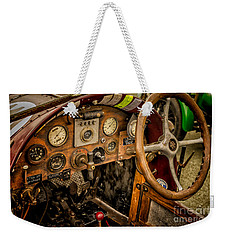 Weekender Tote Bag featuring the photograph Amilcar Riley Special  by Adrian Evans