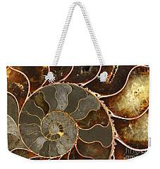 Ammolite Weekender Tote Bag by Elena Elisseeva