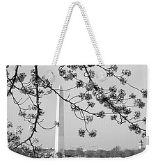 Amongst The Cherry Blossoms Weekender Tote Bag