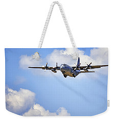 Amongst The Clouds Weekender Tote Bag by Jason Politte