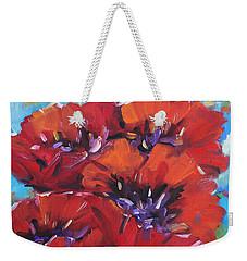 Amore By Prankearts Weekender Tote Bag by Richard T Pranke