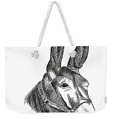 Amos Weekender Tote Bag by Bill Searle