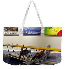 Amphibious Plane And Era Posters Weekender Tote Bag