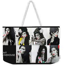 Amy Eternal Weekender Tote Bag