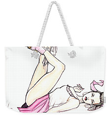 Amy Mooney Weekender Tote Bag