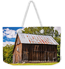 An American Barn 2 Weekender Tote Bag