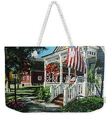 An American Dream Weekender Tote Bag