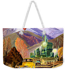 Trucks In Oz Weekender Tote Bag
