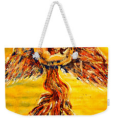 An Angels Love Weekender Tote Bag