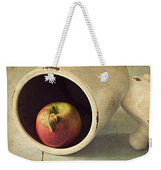 An Apple A Day... Weekender Tote Bag