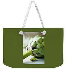 An Artichoke Weekender Tote Bag