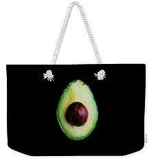 An Avocado Weekender Tote Bag by Romulo Yanes
