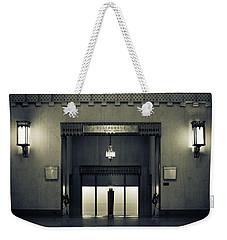 An Elegant Escape - Chicago Weekender Tote Bag
