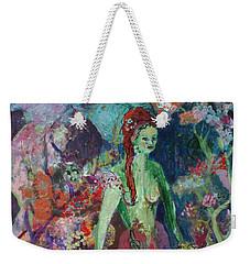 An Unclaimed Memory Weekender Tote Bag by Avonelle Kelsey